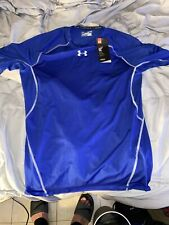 NEW Under Armour Heat Gear short sleeve compression shirt XL