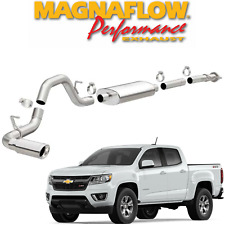 MAGNAFLOW Stainless Cat Back Exhaust Fits 2015-2018 Colorado Canyon 2.5L 3.6L