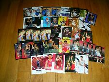 DWYANE WADE/MING/NOWITZKI  BASKETBALL CARDS LOT