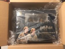 GENTLE GIANT HARRY POTTER FRED & GEORGE WEASLEY BUST SDCC 2002 EXCLUSIVE - NEW