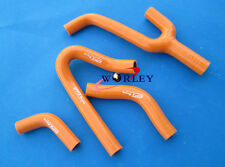 silicone radiator hose KTM 250/300/380 SX/EXC/MXC 1998-2003 1999 2000 2001 2002