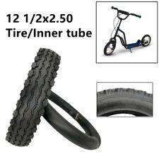 Verdicken Innenschlauch Reifen 1/2x2.50 12 Inch Fahrrad E-Bike Innen Kind