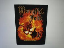 MERCYFUL FATE DON'T BREAK THE OATH PRINTED BACK PATCH