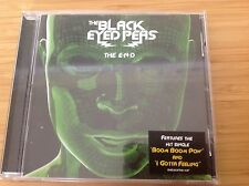 The Black Eyed Peas - E.N.D. (Energy Never Dies, 2009) CD