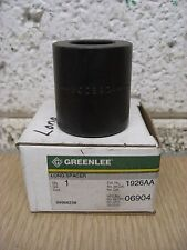 "New Greenlee 1926AA 5006904 06904 7306 7310 7646 1-1/2"" x 1-3/8"" Long Spacer"