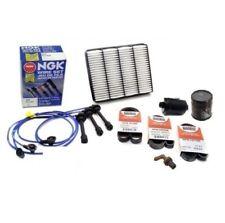 NGK Wires-Belts-Air-Fuel-Oil-Kit 96-02 Toyota 4runner / Pick Up 3.4L V6