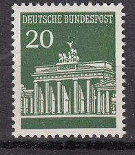 TIMBRE ALLEMAGNE  NEUF N° 369 * PORTE DE BRANDEBOURG A BERLIN