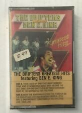 "The Drifters Featuring Ben E. King ""Greatest Hits"" NEW & SEALED Tape Cassette"