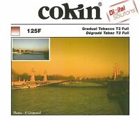 Cokin P Series Graduated Tobacco 0.9 to 0.3 Filter (3 to 1-Stop) - MPN: CP125F