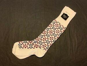 GUCCI GG Diamond Cotton Socks, US6-8