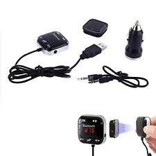 Bluetooth 4.0 Car Kit FM Transmitter MP3 Player with USB SD LCD Handsfree