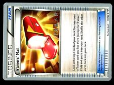 PROMO POKEMON CHAMPIONSHIPS 2016 N° 92/108 TRAINER's MAIL (SI)