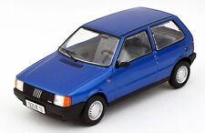 ixo 1:43 1983 Fiat Uno, metallic blue
