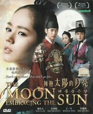 The Moon Embracing The Sun (Korean Drama) DVD English Sub_ All Region_ Han Ga-In