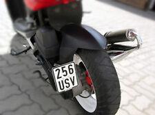 Kennzeichenhalter für Motorroller Mofa Moped 50ccm seitliche Befestigung Tuning