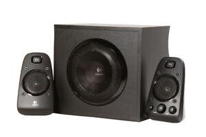 Logitech Z623 THX-Certified 2.1 Speaker System with Subwoofer (IL/RT5-980-000...