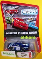 O - MOOD SPRINGS - No 33 Piston Cup Disney Cars racing auto diecast racer car