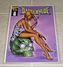 Darkchylde #1/2 1st Print Wizard Exclusive RARE