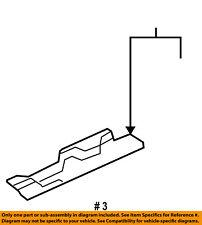FORD OEM 07-10 Explorer Sport Trac Rear Floor-Rear Sidemember Right 7A2Z7810124A