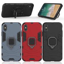 For Samsung Iron Hero 360° Ring Finger Stand Magnetic Holder Mobile Phone Case