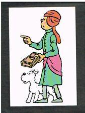 Tintin et Milou - Carte Postale Hergé/Moulinsart 096 Neuve.