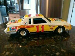 1980's ERTL Darrell Waltrip Pepsi Challenger Stock Car Metal #1683