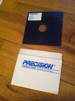 Vintage Precision Flexible Disks Xidex 2s-HC High Density Soft-Sector Computer