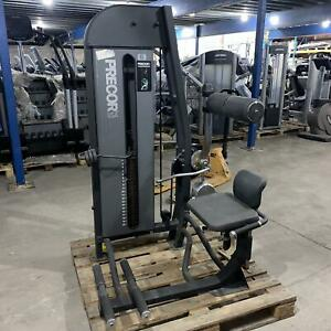 Precor Back Extension USA Competition CLEARANCE - Commercial Gym Equipment