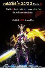 Diablo 3 RoS Ps4/Xbox One - Zauberer/Wizard - 100% Unsterblich - SC/HC