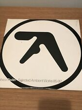 Aphex Twin-Selected Ambient Works 85 - 92 Vinyl Original First Press Album