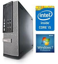 Dell OptiPlex 990 SFF i5-2400 3.10GHz 4GB 250GB Windows 7 Pro - Recovery Disk