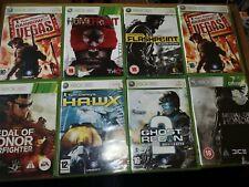 Xbox 360 games job lot bundles.