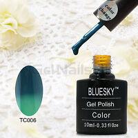 Bluesky CHAMELEON COLOUR CHANGE UV LED Soak Off Gel Nail Polish 10ml FREE P&P