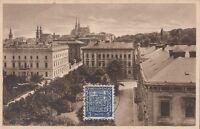 B78572 brno brunn place de komenskret bes  czech republic  scan front/back image