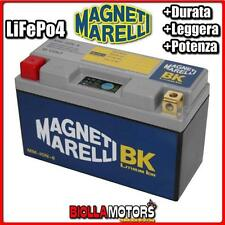 MM-ION-6 BATTERIA LITIO MAGNETI MARELLI YT12B-BS LiFePo4 YT12BBS MOTO SCOOTER QU