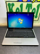 """Dell Inspiron 1750 Laptop 17"""" Widescreen Windows 7 250GB 8GB RAM READY TO USE UK"""