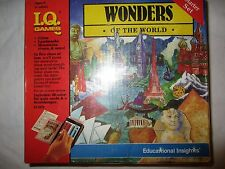 New Wonder of the world - I.Q. Games Educational Insights