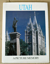 Utah A Picture Memory Over 100 Pictures Colour Library Books Crescent Publishing