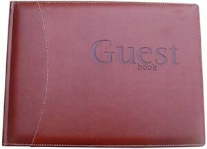 Guest Book Hardback Visitors Book Comments Book Guest Comments Book House Guest