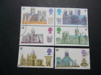 GB 1969 Commemorative Stamps~Cathedrals~Fine Used Set~UK Seller