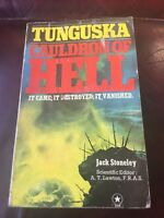 Tunguska: Cauldron of Hell by Lawton, A.T. Paperback 1977