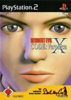 PS2 / Sony Playstation 2 - Resident Evil: Code Veronica X (DEUTSCH) (mit OVP)