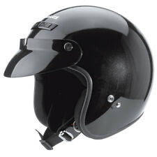 HELD Rune Jethelm Motorradhelm schwarz Gr. XXXL = 65/66 Rollerhelm mit Schirm