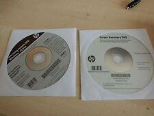 HP 800 g2 Microsoft Windows 10 Pro Recovery DVD 64bit Operating System + driver