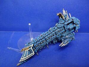 RAR! Vergelter / Retribution Battleship für Battlefleet Gothic GUT BEMALT
