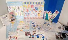 Creative Memories Birthday Celebration Combination / Album Snap Pack Lot of 13