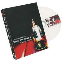 The Hornet by Spencer Tricks (DVD + Gimmicks),Close up Magic Tricks,Fun,Illusion