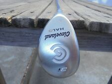 Cleveland Halo 3-22 Hybrid Iron Utility Golf Club Left Hand Graphite Reg Shaft P