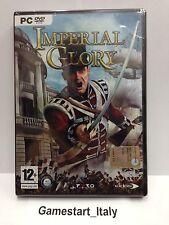 IMPERIAL GLORY - PC GAME - NUOVO SIGILLATO NEW VERSIONE ITALIANA
