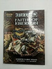 Eberron Faiths of Eberron NEW D&D Sourcebook Dungeons and Dragons